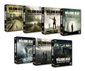 【送料無料】 ウォーキング・デッド コンパクト DVD−BOX シーズン1〜7 セット