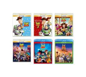 【送料無料】 「トイ・ストーリー1-4 MovieNEX」 + 「トイ・ストーリー・オブ・テラー!」 + 「謎の恐竜ワールド」 ブルーレイ+DVD 6作セット
