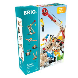 【送料無料】 BRIO ブリオ ビルダー アクティビティセット