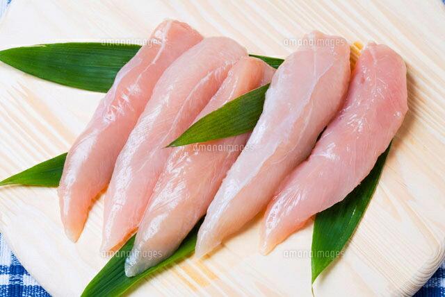 鶏ササミ肉 2kg 国産鶏 親鳥 親鶏 ひね鳥 業務用