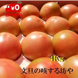 【送料無料】高知産桃太郎トマト約4Kgただし北海道沖縄は送料500円のご負担お願いします。