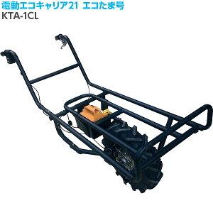 【直送】【代引・日時指定不可】和コーポレーション エコたま号 電動一輪車 KTA-1CL【沖縄・離島配送不可】