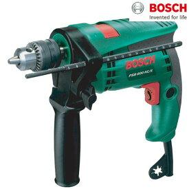 【即日出荷】ボッシュ BOSCH 振動ドリル アクセサリーセット コード式 PSB600RE/S(50-60Hz)