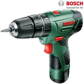 【即日出荷】ボッシュ BOSCH バッテリー振動ドライバードリル PSB10.8LI-2
