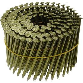 【即日出荷】KN村田産業 ワイヤー連結N釘 MF-N75 黄緑 200本×10巻【お一人様2個まで】
