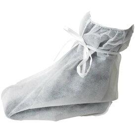 不織布使い捨て足カバー4枚入 #7048 作業用品/衛生消耗用品/不織布製品/川西工業