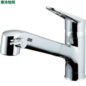 【即日出荷】LIXIL リクシル INAX 浄水器内蔵シングルレバー混合水栓 寒冷地用 RJF-771YN