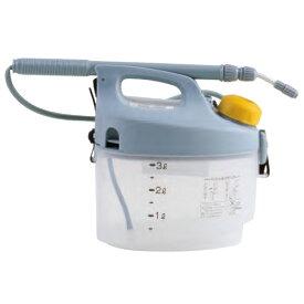 工進 ガーデンマスター 乾電池式噴霧器3L GT-3S