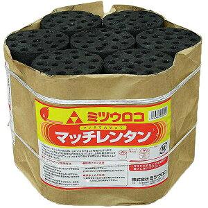 【即日出荷】ミツウロコ マッチレンタン 14個入 練炭【お一人様1個まで】