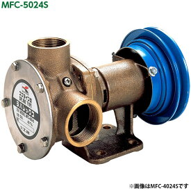 工進 ラバレックスポンプ 50mm 24Vクラッチ付タイプ MFC-5024S