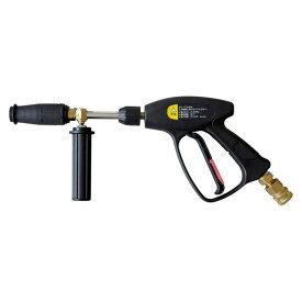 【即日出荷】工進 JCEシリーズ専用 ショートノズルワンタッチ式 PA-279 黒 KOSHIN/高圧洗浄機/パーツ/部品