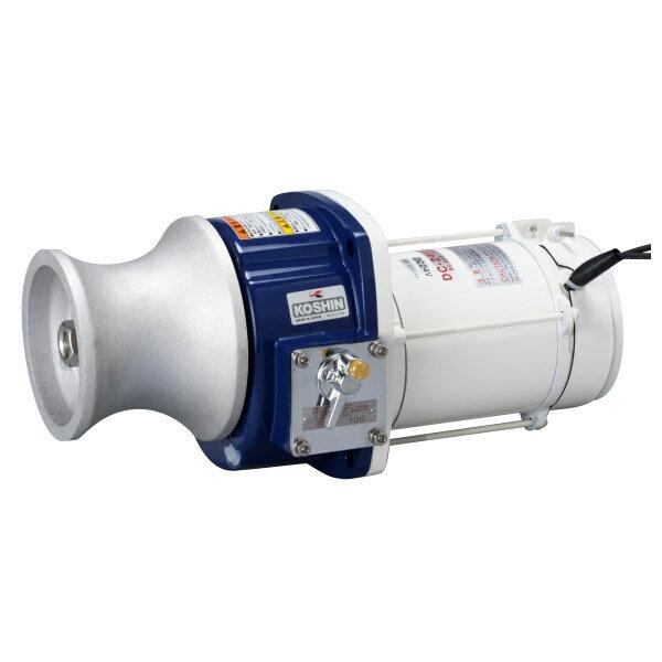 工進 イカール 400W ヨコ型 100/50rpm REL-4024