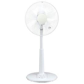 【即日出荷】ユアサ 押しボタン式 リビング扇風機 YT-3016Y(W)