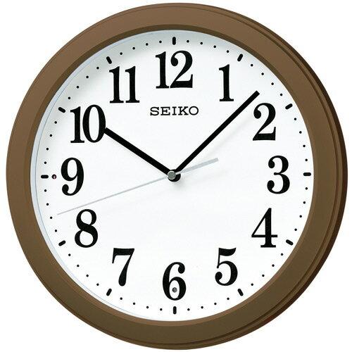 SEIKO セイコー シンプル電波掛け時計 KX379B