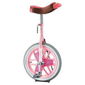 【即日出荷】ブリヂストン 一輪車 16インチ スケアクロウ SCW16 ピンク