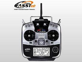 FUTABA T14SG 2.4GHz FASSTest T/Rセット R7008SB ヘリコプター用