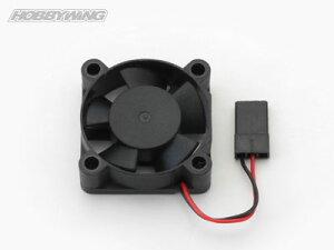 HOBBYWING ハイスピード冷却ファン FAN-MP3010SH-5V-10000RPM@5V-BLACK-B【ホビーウィング日本総代理店】