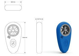 WEATHERmeter-ウェザーメーター(iOS・Android対応風速計・方位・気圧・湿度・温度計)