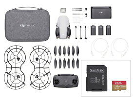 DJI MAVIC MINI Fly More Combo + micro SDカード[64GB]【賠償責任保険付】