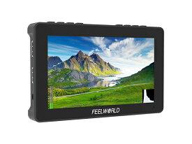 FEELWORLD(フィールワールド)F5 Pro 5.5インチ タッチスクリーン DSLRカメラフィールドモニター