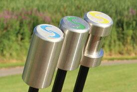素振り練習器具【スーパースピードゴルフ】女性・シニア用3本セット