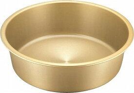 アカオ しゅう酸アルミタライ 54cm【硬質アルミ・たらい・洗い桶・洗桶】 アカオアルミ