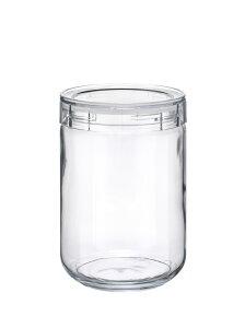 セラーメイト チャーミークリアー・タフ TL1 1300cc 【 広口ガラス瓶 保存瓶 保存びん ガラス保存容器 ジャム瓶 調味瓶 星硝 cellarmate 】