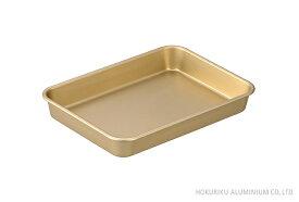 アルミバット (ゴールド) 6号 小伝具 ホクア 《 北陸アルミ しゅう酸 アルミバット 日本製 HOKUA 》