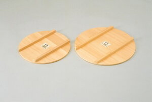 国産高級さわら 木製 飯台蓋 48cm   【すし桶 サワラ 銅タガ】寿司おけ 寿司桶 飯切り