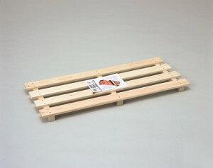 国産ひのき 木製 押入れすのこ 4枚巾 2枚組 【国産ヒノキ】 スノコ*同梱不可の場合別途運賃がかかります*