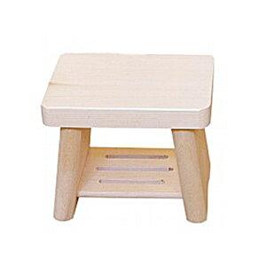 日本製 木製 親子風呂イス 小     【風呂椅子 ふろいす フロイス アラスカ桧 子供用】