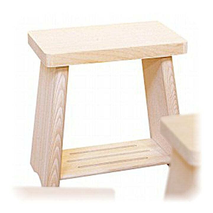 日本製 木製 親子風呂イス 大     【風呂椅子 ふろいす フロイス 桧 ひのき】
