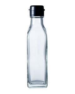 ガラス瓶 ドレッシング・タレ瓶 角150B 150ml sauce bottle