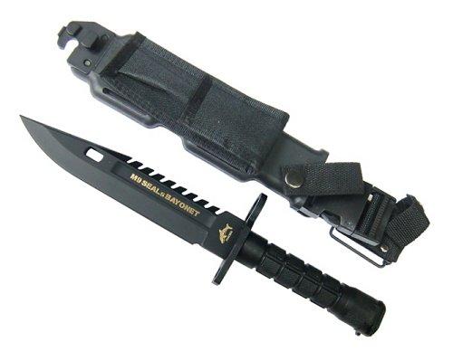 PHROBIS(フロビス)1113CSLB  M9 シールズバイヨネット ブラック 真鍮ブレード摸造品 刃は付いていません!!