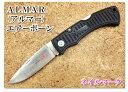 ALMAR(アルマー)エアーボーンネイルマークタイプナイロンシース付ホールディングナイフ
