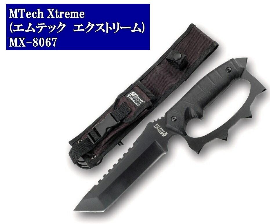 MASTER CUTLERYマスター カトラリーMTech Xtreme (エムテック エクストリーム)MX-8067シースナイフ