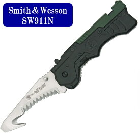 SMITH&WESSON(スミス&ウェッスン)SW911N FIRST RESRONSEウインドウブレーカー付【SW-SW911N】【10015046】