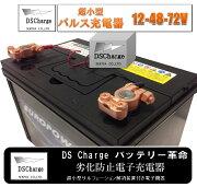 再生パルスバッテリー交換不要バッテリー2台分DSチャージ