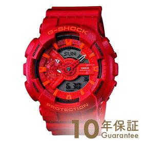 カシオ Gショック G-SHOCK Blue and Red Series GA-110AC-4AJF [正規品] メンズ 腕時計 時計(予約受付中)