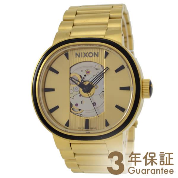 【5000円割引クーポン 3月15日0:00〜26日9:59】【ポイント最大45倍】NIXON [海外輸入品] ニクソン キャピタル オートマチック A089510 メンズ 腕時計 時計