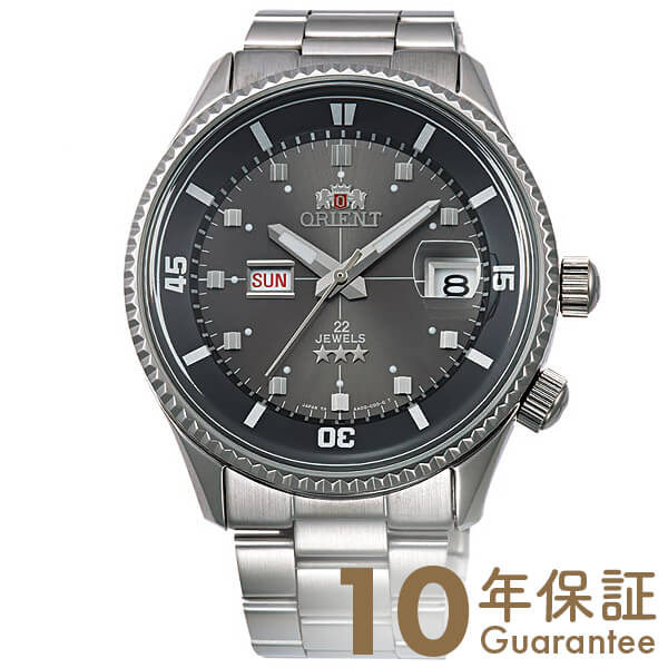 【ポイント最大43倍】【2000円割引クーポン】オリエント ORIENT キングマスター ワールドステージコレクション クロノグラフ グレー WV0011AA [正規品] メンズ 腕時計 時計【24回金利0%】