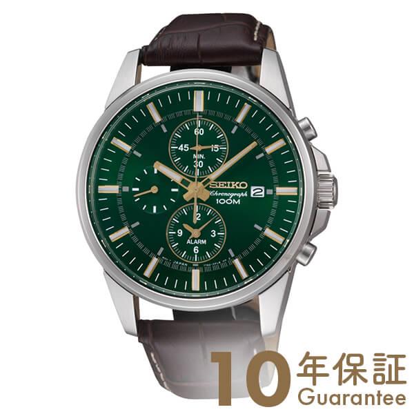 セイコー 逆輸入モデル SEIKO 10気圧防水 SNAF09P1 [正規品] メンズ 腕時計 時計