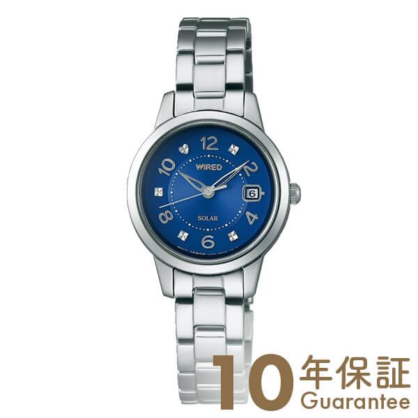 【1000円割引クーポン】セイコー ワイアード WIRED ペアウォッチ 福士蒼汰おすすめモデル ソーラー AGED081 [正規品] レディース 腕時計 時計