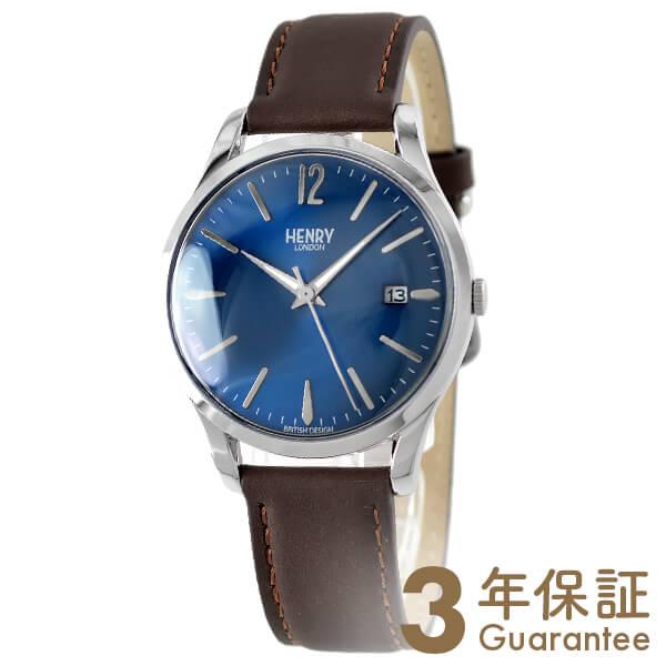 HENRY LONDON [海外輸入品] ヘンリーロンドン ナイツブリッジ HL39-S-0103 メンズ&レディース 腕時計 時計【新作】