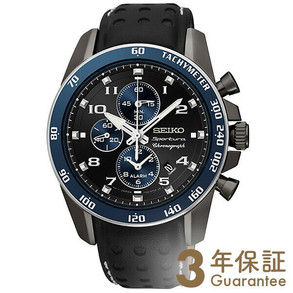 SEIKO [海外輸入品] セイコー 逆輸入モデル スポーチュラ SNAF37P1 メンズ 腕時計 時計【新作】