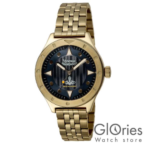 VivienneWestwood [海外輸入品] ヴィヴィアンウエストウッド スミスフィールド VV160NVGD メンズ&レディース 腕時計 時計【新作】