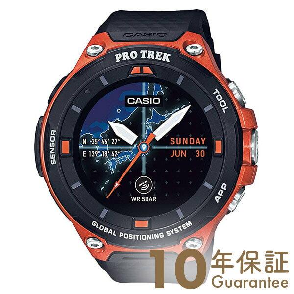 【ポイント10倍】【24回金利0%】カシオ プロトレック PROTRECK Bluetooth搭載 WSD-F20-RG [正規品] メンズ 腕時計 時計(予約受付中)