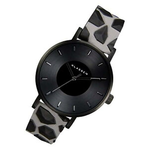 クラス14KLASSE14KO17BK002Wレディース腕時計クオーツ5気圧防水デザイン