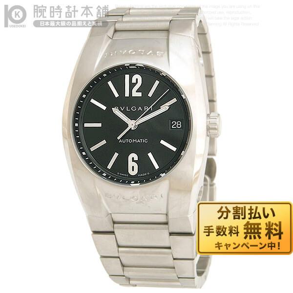 BVLGARI [海外輸入品] ブルガリ エルゴン ブラック 自動巻 EG35BSSD メンズ 腕時計 時計