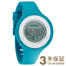 NIXON [海外輸入品] ニクソン ウィッジ TURQUOISE/WHITE A034-931 レディース 腕時計 時計【あす楽】